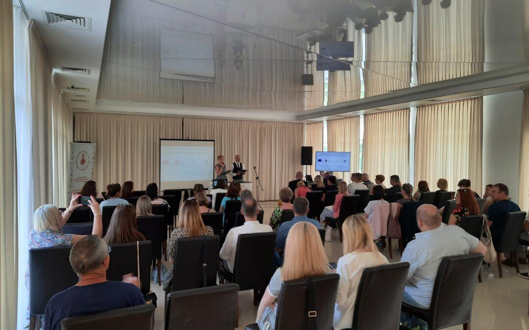 Kujawsko-Pomorskiej Sieci Lokalnych Grup Działania wdniach 22-23 czerwca 2021r.