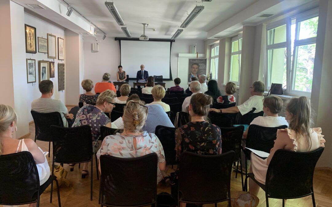 Walne zebranie członków Stowarzyszenia Lokalna Grupa Działania Inowrocław wdniu 29 czerwca 2021r